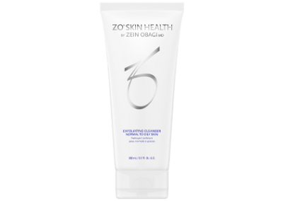 Exfolating Cleanser